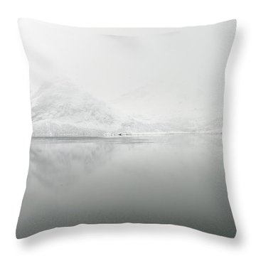 Fine Art Landscape 2 Throw Pillow