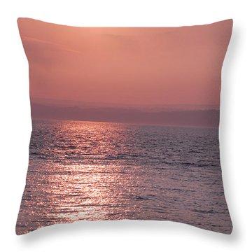 Fine Art- St Ives Throw Pillow