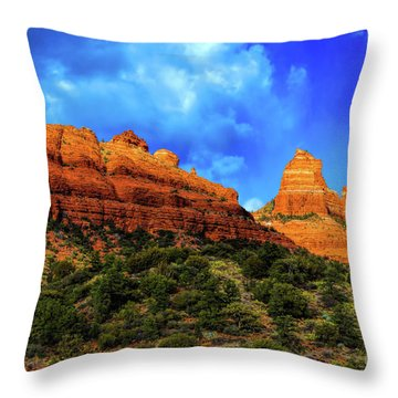 Finelight Throw Pillow by Jon Burch Photography