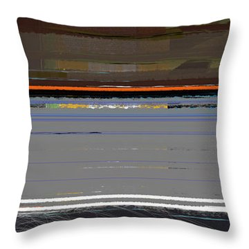 Finish Throw Pillow