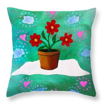 Orsanniah-orssanniae Throw Pillow