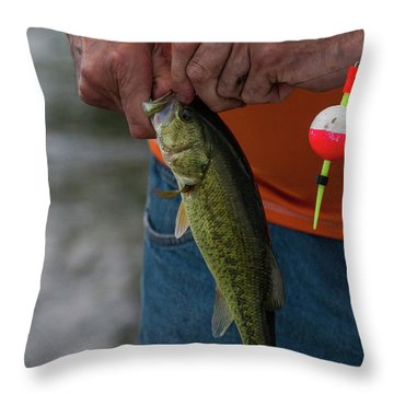 Fip-1 Throw Pillow