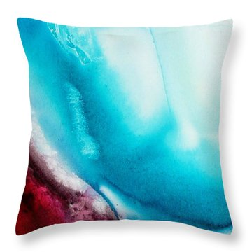 Abstract Art Painting 2 Throw Pillow
