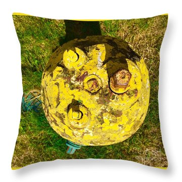 Fire Hydrant #1 Throw Pillow