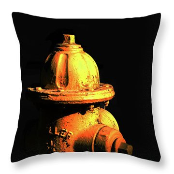 First Responders Throw Pillows