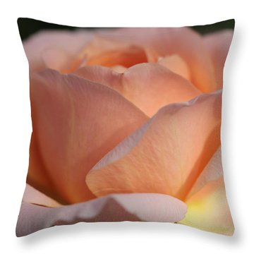 Fireside Throw Pillow
