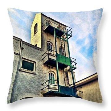Firm Throw Pillow