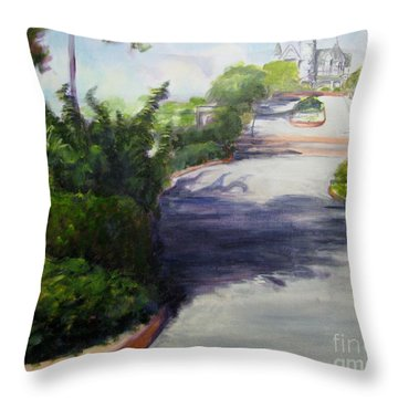 First Street Eureka Throw Pillow