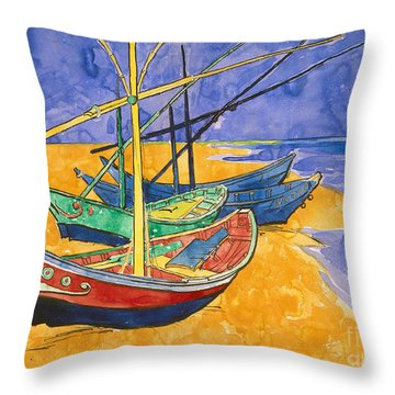 Vincent Throw Pillows