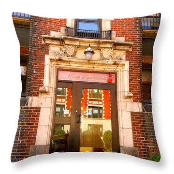 Five Fourteen Throw Pillow
