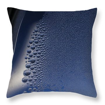 Five Miles High-2 Throw Pillow