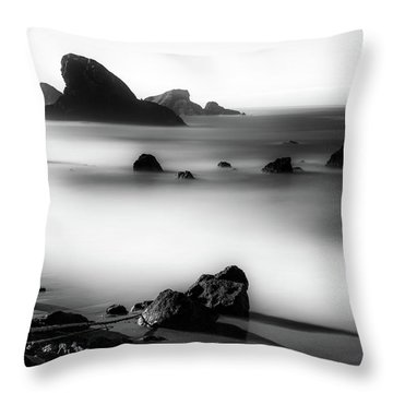 Five Minutes Of Serenity Throw Pillow