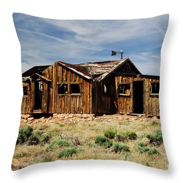 Fixer-upper Throw Pillow