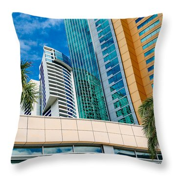 Fla-150531-nd800e-25113-color Throw Pillow