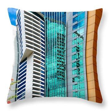 Fla-150531-nd800e-25116-color Throw Pillow by Fernando Lopez Arbarello
