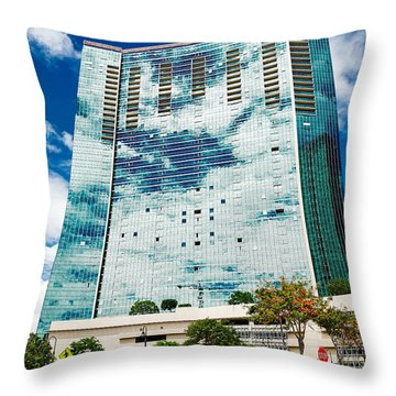 Fla-150531-nd800e-25120-color Throw Pillow by Fernando Lopez Arbarello
