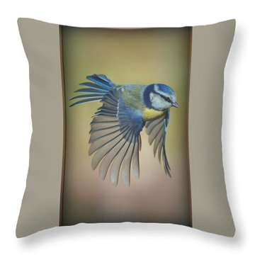 Flight 22 Throw Pillow