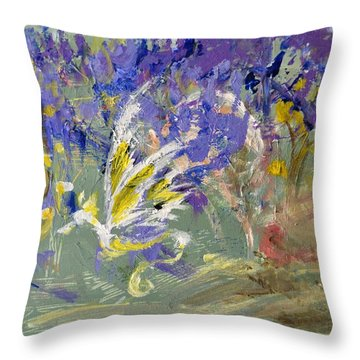 Flight Of Dreams Throw Pillow