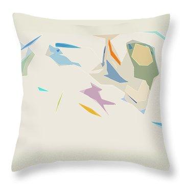 Flitters Throw Pillow