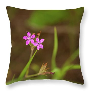 Fll-5 Throw Pillow