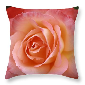 Throw Pillow featuring the photograph Florange by Stephen Mitchell