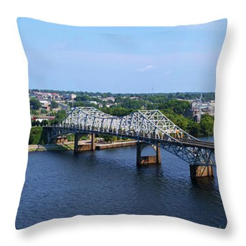 Florence Alabama Throw Pillow