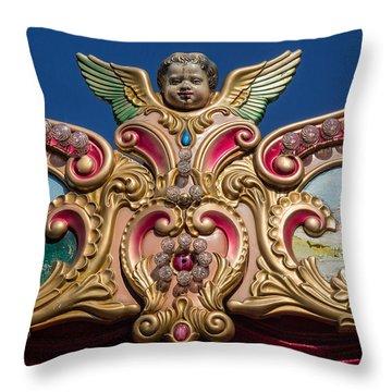 Florentine Carousel Throw Pillow