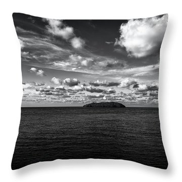 Throw Pillow featuring the photograph Floridian Waters by Jon Glaser