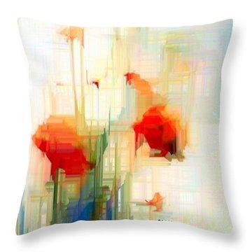 Flower 9230 Throw Pillow