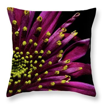 Flower For You Throw Pillow