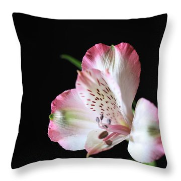 Flower IIi Throw Pillow
