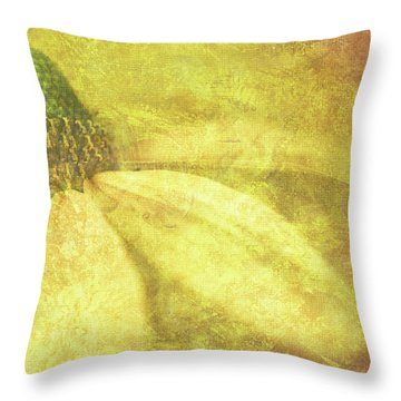 Flower Magnifico Throw Pillow
