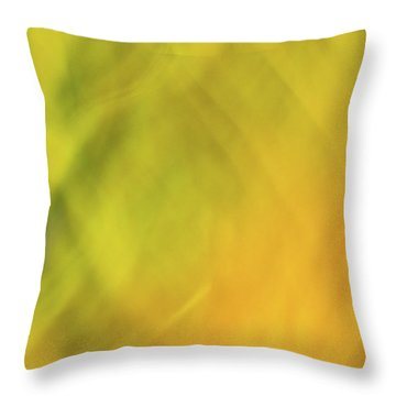 Flower Of Fire 1 Throw Pillow