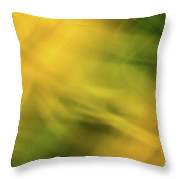 Flower Of Fire 5 Throw Pillow