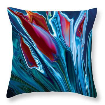 Flower Unknown 2 Throw Pillow