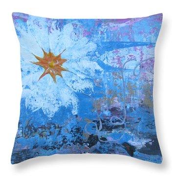 Flowers 19 Throw Pillow