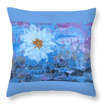 Flowers 19 Throw Pillow