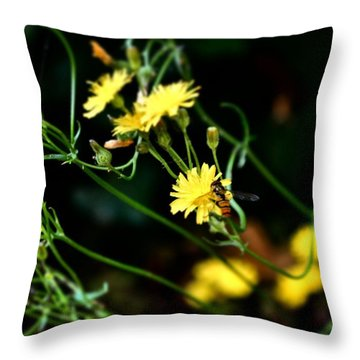 #flowers #flower #tagsforlikes #petal Throw Pillow