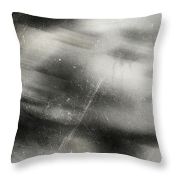 Fly Angel Fly  Throw Pillow
