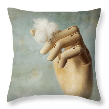 Fly Far Away Throw Pillow