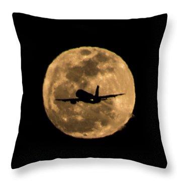 Fly Me Away Throw Pillow