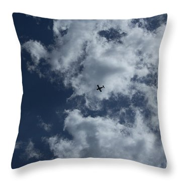 Throw Pillow featuring the photograph Fly Me To The Moon by Megan Dirsa-DuBois