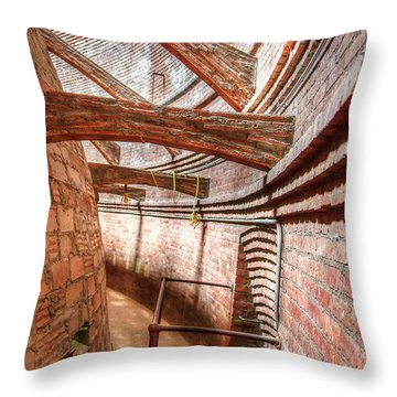 Flying Buttresses In The Dome 1  Throw Pillow