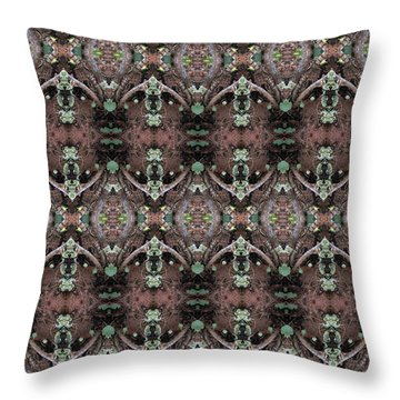 Flying Monkeys From Oz Throw Pillow