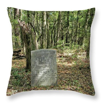 Fm Weston Throw Pillow