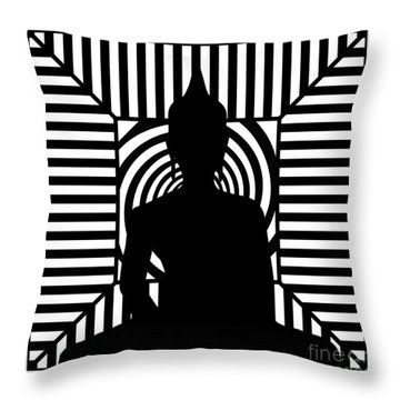 Focus Throw Pillow