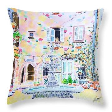 Fontaine Throw Pillow