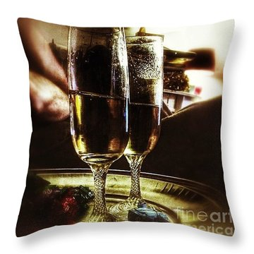#food #diet Throw Pillow by Isabella F Abbie Shores FRSA