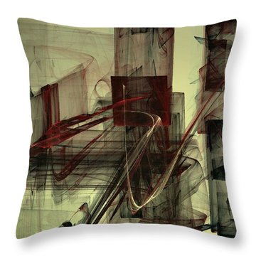 Fools Mate Throw Pillow by NirvanaBlues