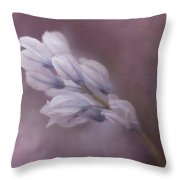 For A Moment Throw Pillow